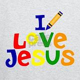 Jesus loves me Sweatshirts & Hoodies
