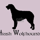 Irish wolfhound Sweatshirts & Hoodies