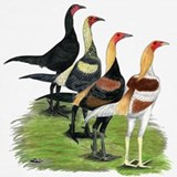 Modern game poultry Tank Tops