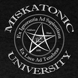 Miskatonic university T-shirts