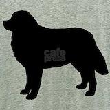 Bernese mountain dog silhouette Pajamas & Loungewear