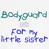 Kids bodyguard T-shirts