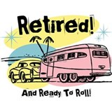 Retirement Pajamas & Loungewear