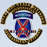 10th mountain division Baby Hats