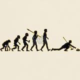 Curling T-shirts