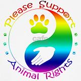 Animal rights Tank Tops