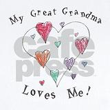 Great grandma Baby Bodysuits