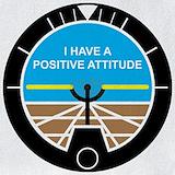 Positive attitude Bib