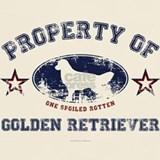 Golden retriever T-shirts