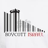 Boycott israel T-shirts