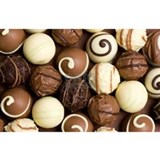 Chocolates Wall Decals