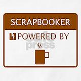 Scrapbook Aprons