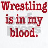 Wrestling Baby Bodysuits