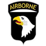 101st airborne Wall Decals