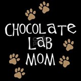 Chocolate labrador Pajamas & Loungewear