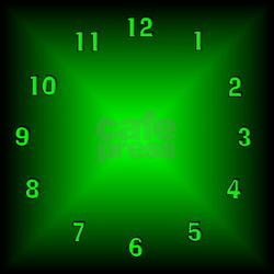 Wall clocks best sellers for Glow in the dark wall clocks australia