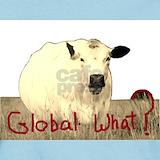 British white cattle T-shirts