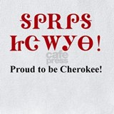 Cherokee nation Bib