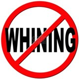 No whining Wall Decals