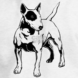 English bull terrier Sweatshirts & Hoodies