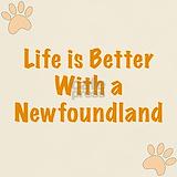 Newfoundland dog T-shirts