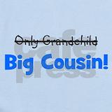Big cousin Baby Bodysuits