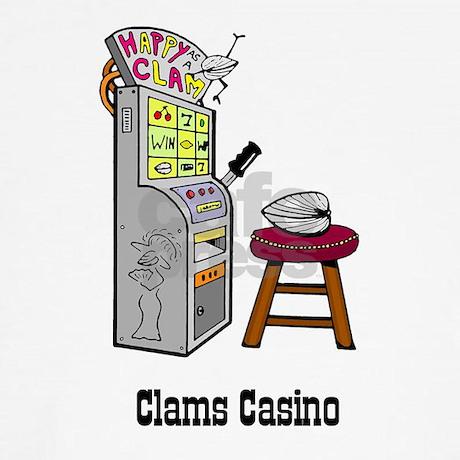 Clams casino shirts