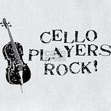 Classical music cello Bib