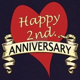 Anniversary 2nd Aprons