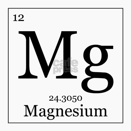 Elements 12 magnesium keepsake box by all the rage for 12th element periodic table