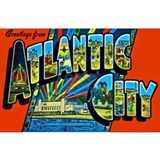 Atlantic city nj souvenirs Pajamas & Loungewear