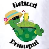 Retired principal Polos