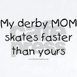 Roller derby Baby Bodysuits