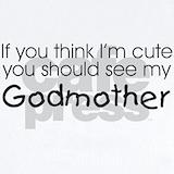 Godmother Baby Bodysuits