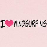 Baby windsurfer Baby Hats