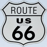 Route 66 Baby Hats