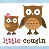 Little cousin owl Baby Bodysuits