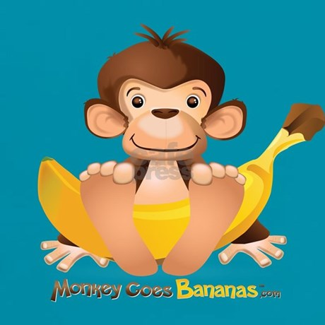 monkey goes banana