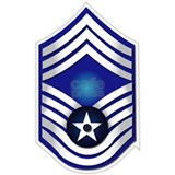 Air force chief master sergeant Aprons