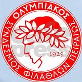 Olympiakos Baby Bodysuits