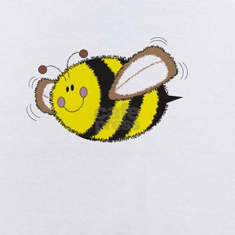 Fuzzy cute yellow Bumble Bee Long Sleeve Infant Bo by ...
