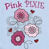 Pixie princess Baby Bodysuits