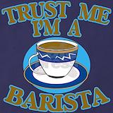 Trust me i'm a barista Aprons