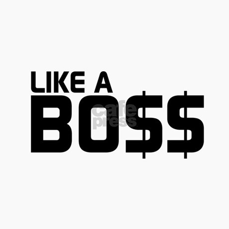 Like A Boss Hat By FilthyFloydsNastyTees