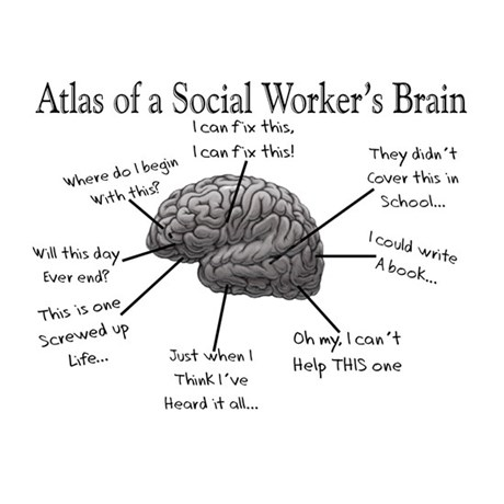 how to train to be a social worker