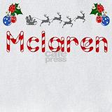 Mclaren Bib
