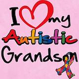 Autism grandson Pajamas & Loungewear