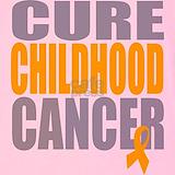 Childhood cancer Tank Tops