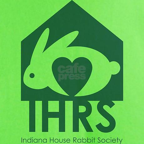Indiana House Rabbit Society Ash Grey T-Shirt T-Sh by ...
