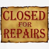 Closed repairs Underwear & Panties